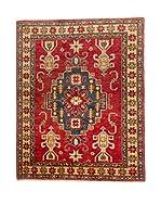 RugSense Alfombra Kazak Rojo/Multicolor 152 x 100 cm