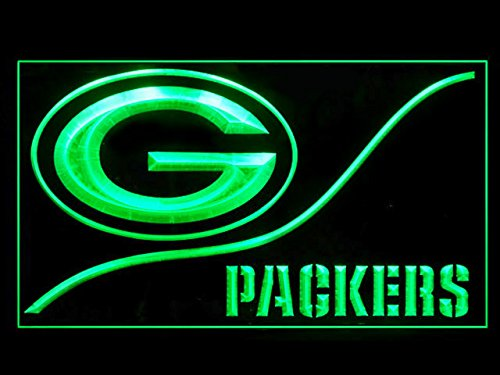 Green Bay Packers Neon Light, Packers Neon Sign, Neon ...