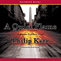 A Quiet Flame Audiobook by Philip Kerr Narrated by Paul Hecht