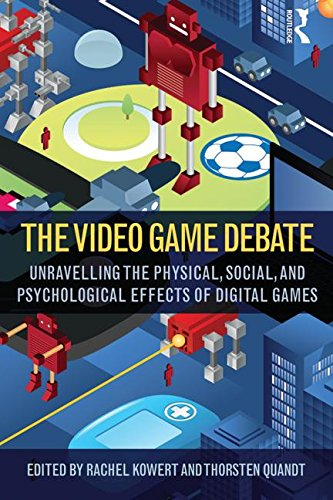 psychological impact of video games More than 90 percent of children and teens play video games,  published in psychological science,  determines their impact on real world behavior.