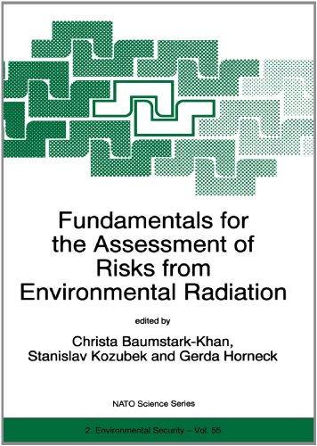 Fundamentals For The Assessment Of Risks From Environmental Radiation (Nato Science Partnership Subseries: 2)