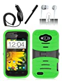 4 Items Combo For ZTE Savvy Z750c