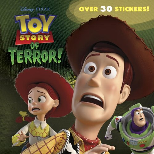 Toy Story of Terror (Disney/Pixar Toy Story) (Pictureback(R))