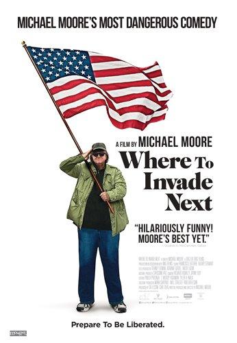 ポスター/スチール写真 A4 マイケル・ムーアの世界侵略のススメ 光沢プリント