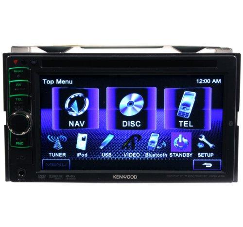 Audio Car  Kenwood Ddx418 6 1 U00e2 U20ac U00b3 Touchscreen Double Din