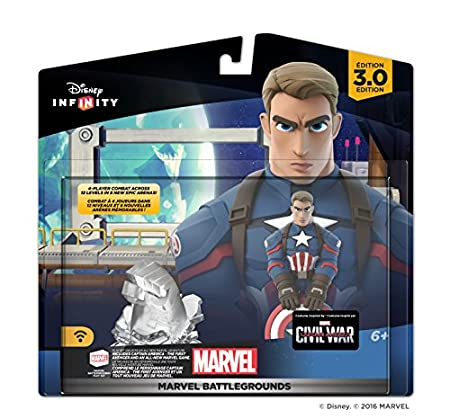 Disney Infinity 3.0 Edition: MARVEL Battlegrounds Play Set