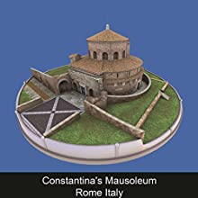 Constantina's Mausoleum Rome Italy (ENG) Audiobook by Caterina Amato Narrated by Karolina Starin