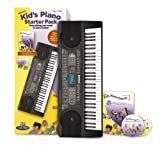 Alfreds Kids Piano Course, Complete Starter Pack (Electric Piano, Deluxe Accessories, Lesson Book, CD & DVD)