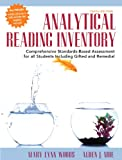 img - for Analytical Reading Inventory: Comprehensive Standards-Based Assessment for All Students Including Gifted and Remedial (10th Edition) book / textbook / text book