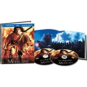 Le Dernier des Mohicans [Ultimate Edition - Blu-ray + DVD]