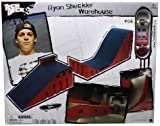 Tech Deck - 20027814 - Véhicule Miniature - Rampe - Ryan Sheckler Warehouse No 6