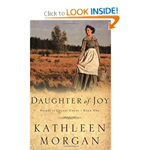 """Daughter of Joy"" by Kathleen Morgan :Book Review"