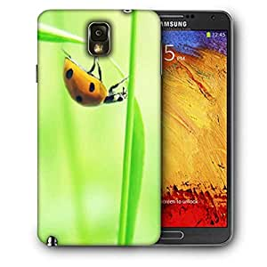 Snoogg Beatel In Yellow Printed Protective Phone Back Case Cover For Samsung Galaxy NOTE 3 / Note III