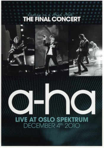 a-ha: Ending On A High Note - The Final Concert [DVD]