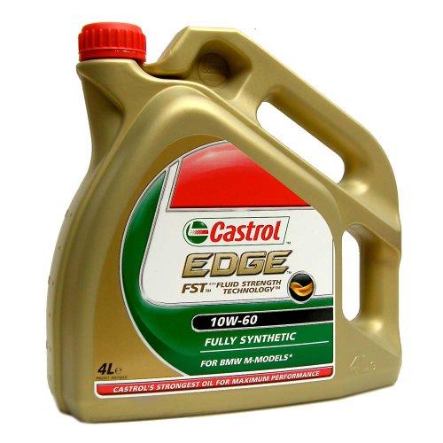 Castrol 10W-60 Edge 4L Replaces Castrol Edge SPORT 10W-60 ENGINE OIL BMW M-Models Z8 models Aston Martin Gm/ Vauxhall