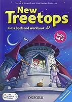 New treetops. Coursebook-Workbook. Con espansione online. Con CD. Per la Scuola elemenare: 4