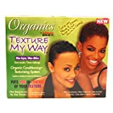 Africas Best Organincs Texture My Way Kit (Pack of 2)
