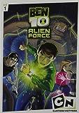 Cartoon Network: Ben 10 Alien Force Volumes 1-4 (GFT)