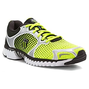 k-SWISS Men's Kwicky Blade Light Neutral Running Shoe,Neon Citron/Black,9 M US