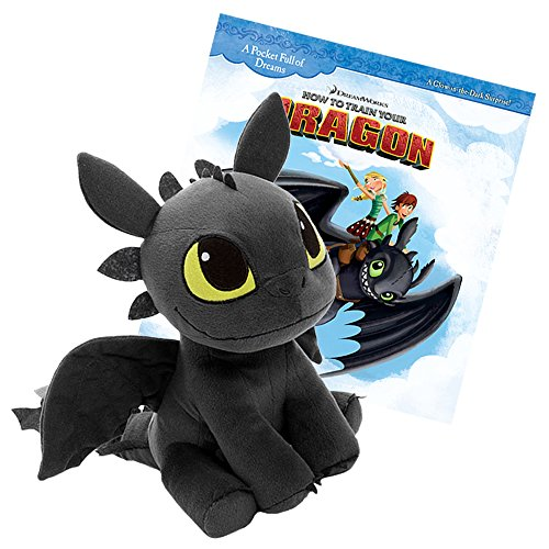 How To Train Your Dragon - Toothless