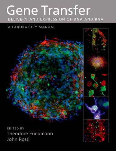 Gene Transfer: Delivery And Expression Of Dna And Rna, A Laboratory Manual