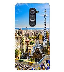 LG G2 CITY VIEW Back Cover by PRINTSWAG