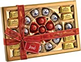 Perugina Baci Candy, 8.75-ounce Jewels Box (4 Pack)