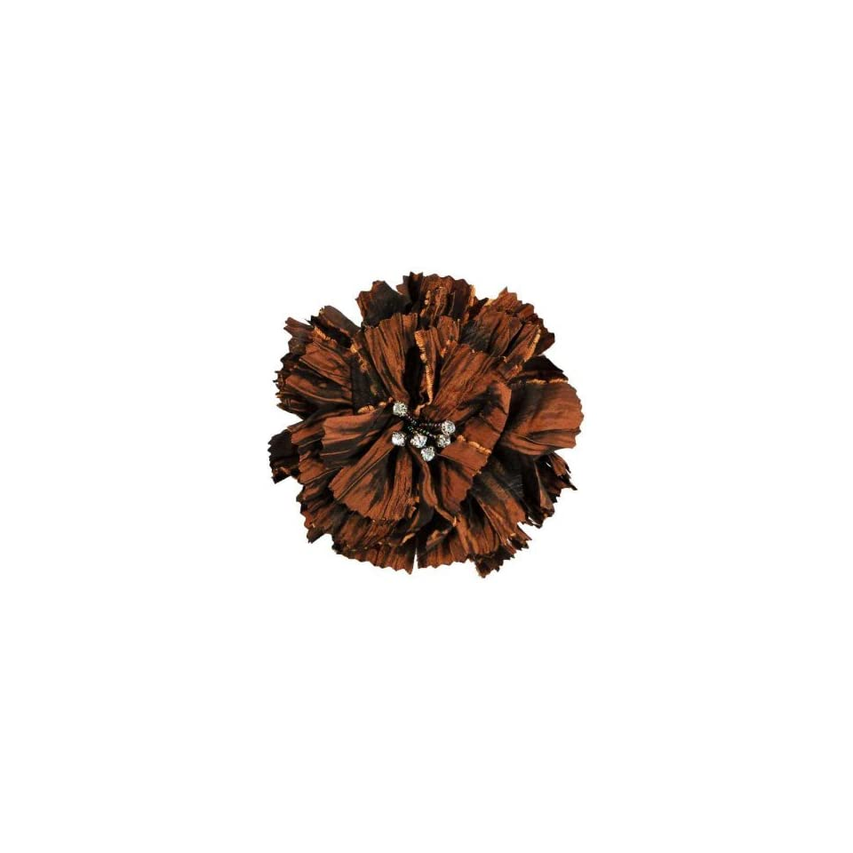 Florentina Jeweled Brooch Pin Hair Clip