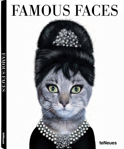 Famous Faces (English, German and French Edition)