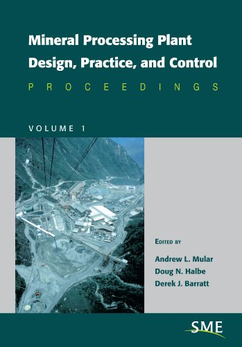 Mineral Processing Plant Design, Practice, And Control (2 Volume Set)