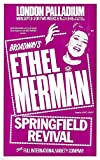 Broadway's ETHEL MERMAN in Concert at the London Palladium 1974 Flyer