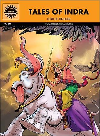 Tales Of Indra written by Reena Puri