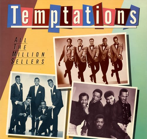 The Temptations - All The Million Sellers - Zortam Music