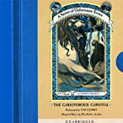 The Carnivorous Carnival: A Series of Unfortunate Events #9 | Lemony Snicket