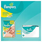 Pampers New Baby Couches Pack Economique 1 Mois de Consommation x 240 Couches Taille 2 (3-6 kg)