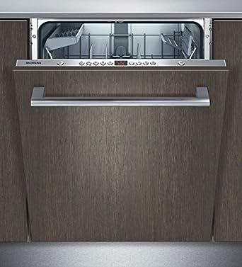 Siemens SN65M035EU Entièrement intégré 13places A++ Acier inoxydable lave-vaisselle - laves-vaisselles (Entièrement intégré, A, A++, Acier inoxydable, A, 220 - 240 V)