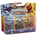 Figurine Skylanders : Giants - Zap + Scorpion Striker + Hot Dog