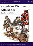 American Civil War Armies (1): Confederate Troops