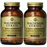Magnesium Citrate, 480 Tablets