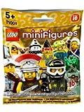 Lego - -Series 10 - Mini figurine Sachet - Modèle aléatoire