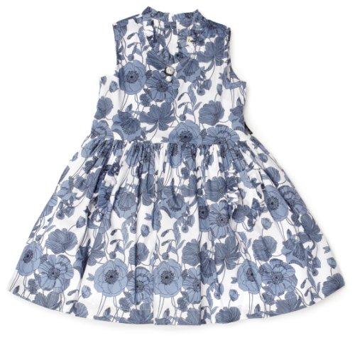 Jottum Soesje Girl's Dress Blue Tempest 2 Years