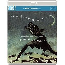 Nosferatu [Blu-ray]