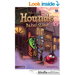 Sheerluck Holmes and the Hounds of Baker Street (Big Idea Books)