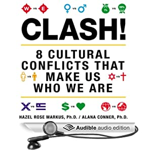 Amazon.com: Clash!: 8 Cultural Conflicts That Make Us Who We Are