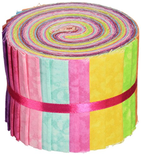 30% OFF! Fabric Palette 2-1/2-Inch by 42-Inch Cuts Jellies ...