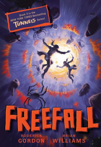 Cover of Freefall (Tunnels Book 3)