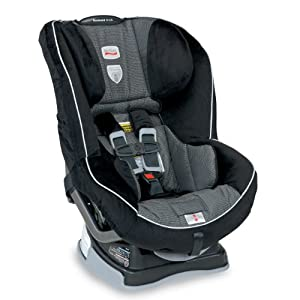 Britax Boulevard 70 CS Convertible Car Seat, Onyx (Prior Model)