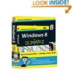 Windows 8 For Dummies Book + DVD Bundle