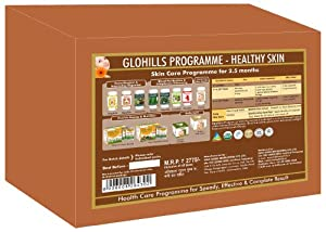 Herbal Hills Skin Care Programme - 12 Products