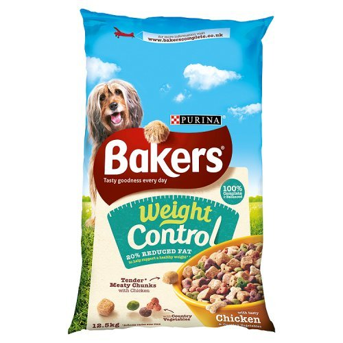 bakers-complete-dog-food-weight-control-tender-meaty-chunks-tasty-chicken-and-country-vegetables-125
